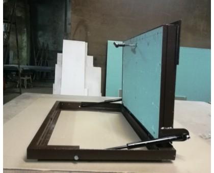 Утеплённый люк на чердак на заказ (отрывание вверх)