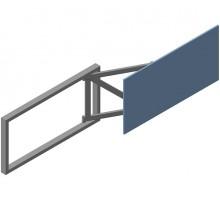 Поворотно - сдвижной люк REVISORY MAJOR, усиленный на заказ