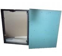 Сдвижной люк под плитку REVISORY MAJOR усиленный регулируемый 80х100 (н) см