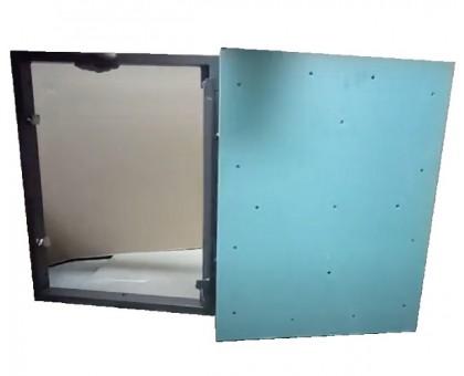 Сдвижной люк под плитку REVISORY MAJOR усиленный регулируемый на заказ