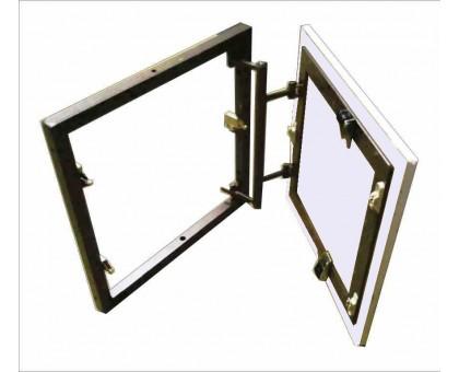Нажимной люк под плитку REVISORY SMART нерегулируемый 20х50 (н) см