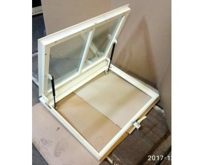 Стеклянный люк в погреб GlassCellarTrapDoor