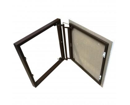 Нажимной люк под плитку REVISORY PRIME регулируемый 40х70 см