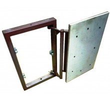 Сдвижной люк под плитку REVISORY PRIME регулируемый 30х100 (н) см