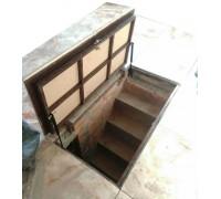 Люк в подвал Revizio Loft 80х80 см