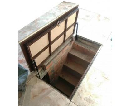 Люк в подвал Revizio Loft 80х70 см
